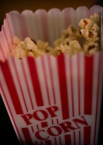 מחירי פופקורן בבתי קולנוע