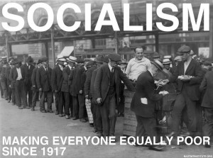 סוציאליזם - שוויון בעוני