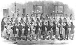 המסלקה של ניו יורק ב-1850