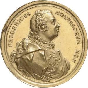 """לא רק בעולם המוסלמי: פרידריך הגדול מלך פרוסיה נהג, באמצעות בנקאי יהודי בשם אפרים, לפחת את מטבעות הזהב של מדינות זרות כדי לממן את מלחמותיו. המנהג היה כל כך ידוע לשמצה, עד שברחבי פרוסיה נפוץ השיר הבא, בהתייחס לדיוקן המלך על המטבעות: """"מבחוץ זהב, מבפנים צואת מעיים – מבחוץ פרידריך, מבפנים אפרים""""."""