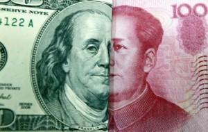 ראש בראש: הרנמינבי מול הדולר