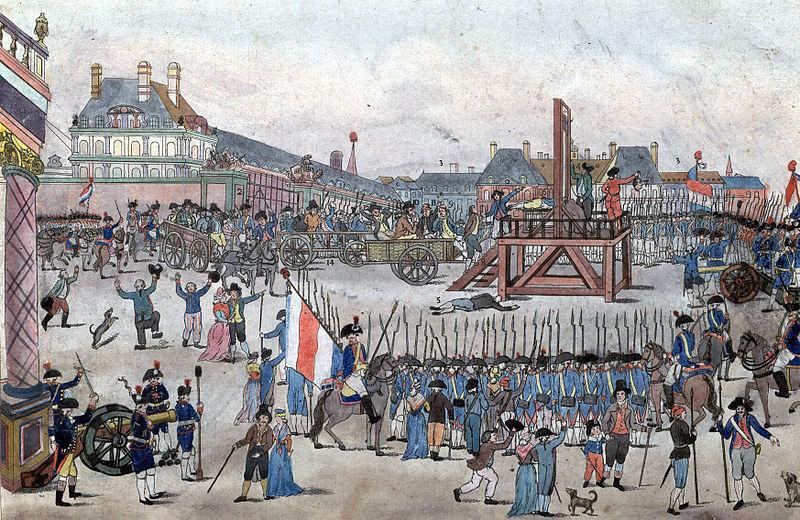 הלך חוקי מהפכה צרפתית
